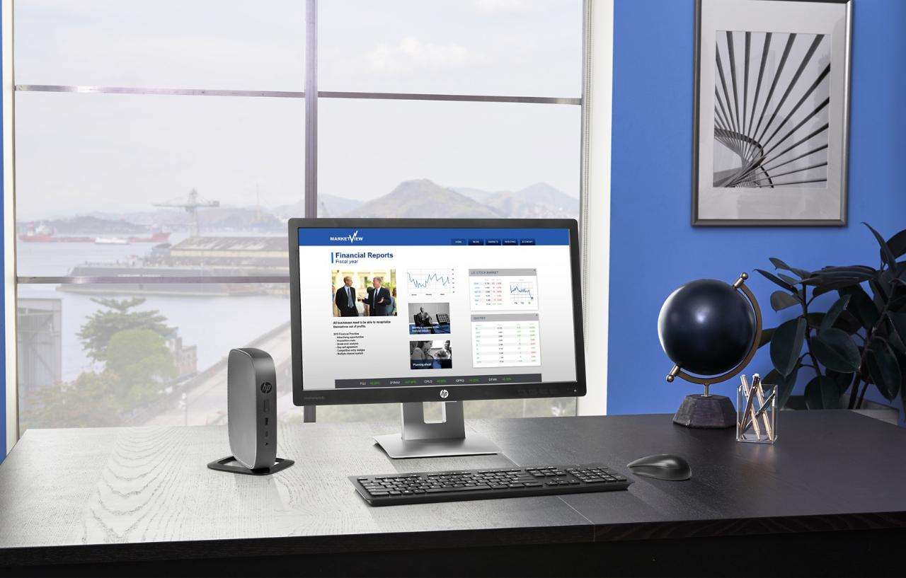 HP t530 ThinClient