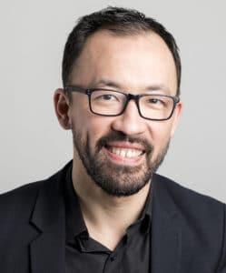 Christophe Nguyen, PDG d'Empreinte Humaine